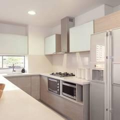 Fotografía de interiores: Cocinas de estilo  por Ambientes Visuales S.A.S
