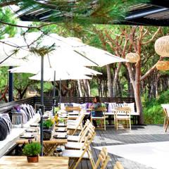 Praia Verde Boutique Hotel: Hotéis  por Pureza Magalhães, Arquitectura e Design de Interiores