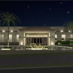 Event venues by AFG Arquitetura e Interiores