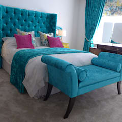 hotel style bedroom:  Bedroom by Style Within