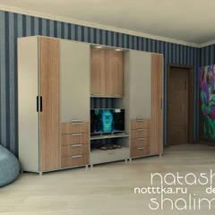 Детская для двоих мальчиков Industrial style nursery/kids room by Grand Style Industrial