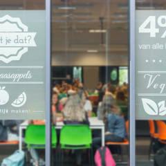 De Rooi Pannen Eindhoven Moderne scholen van Tim Knubben | Architectural Designer Modern