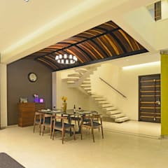 Dining room by Aum Architects
