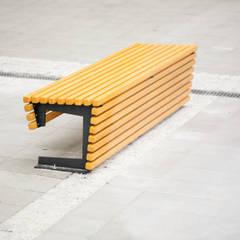 Z A N O mała architektura & metaloplastyka: styl , w kategorii Szkoły zaprojektowany przez Ag Wnuk