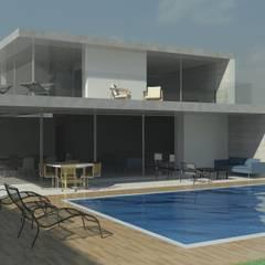 Pool by Alves Bellotti Arquitetura & Design