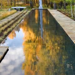 So wird die verlassene Landschaft wieder hergestellt und regeneriert :  Pool von Paul Marie Creation