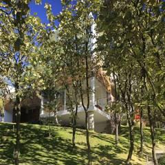 Casas de estilo  de Echauri Morales Arquitectos,