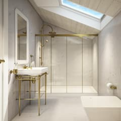 classic Bathroom by yücel partners
