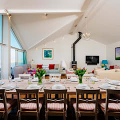 Dining Room :  Dining room by Perfect Stays