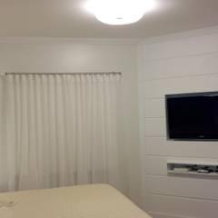 Dormitório Perla: Dormitorios de estilo moderno por AnnitaBunita.com