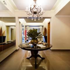 Hotel Boutique Lastarria : Hoteles de estilo  por PICHARA + RIOS arquitectos