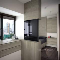 The Long Beach | Hong Kong Modern style bedroom by Nelson W Design Modern