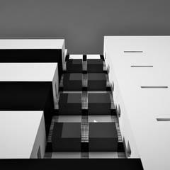 THE BLOCK: Ventanas de estilo  por GGAL Estudio de Arquitectura