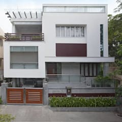 Exterior:  Houses by Ansari Architects