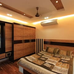 Bedroom by Ansari Architects,