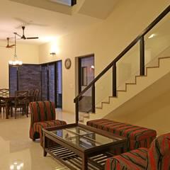 Salas de estilo moderno de Ansari Architects Moderno