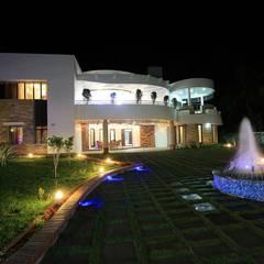 حديقة تنفيذ Ansari Architects, حداثي