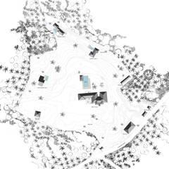 Sumanagiri:  Garten von ALL   Architekten Landenberger + Lösekrug
