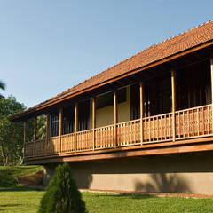 Terrace by ALL | Architekten Landenberger + Lösekrug, Colonial