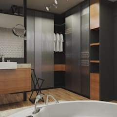 Dressing room by .Villa arquitetura e algo mais, Modern MDF