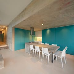 Casa Maple: Comedores de estilo  por Martin Dulanto