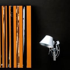 Casa Seta: Paredes de estilo  por Martin Dulanto, Moderno
