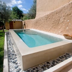 مسبح تنفيذ UNIC POOLS® > Piscinas Ligeras