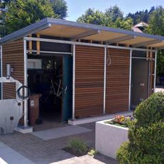 Ipe Rhombusleisten:  Terrasse von Kahrs GmbH