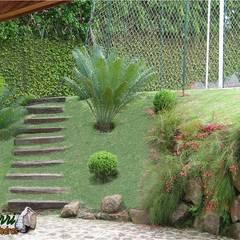 Vườn theo Bizzarri Pedras, Mộc mạc