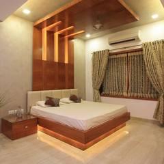 Bedroom by Ansari Architects