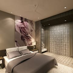 Residential : eclectic Bedroom by MAPLE studio design