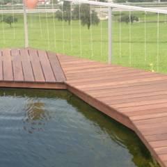 Ipe Terrassendielen 21 x 145mm:  Terrasse von Kahrs GmbH