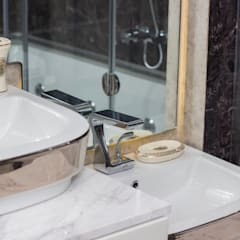 50GR Mimarlık – 50GR MİMARLIK _ Seyri Sapanca_ Genel Banyo_1:  tarz Banyo