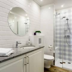 Bathroom by Anna Serafin Architektura Wnętrz