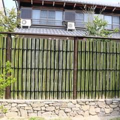 作品: LANDSCAPE 庭吉が手掛けた庭です。