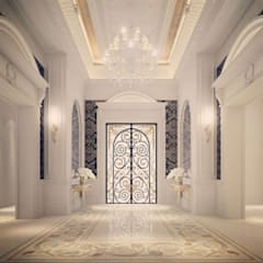 Interior Design & Architecture  by IONS DESIGN Dubai,UAE:  Corridor & hallway by IONS DESIGN