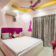 Kids room:  Nursery/kid's room by IMAGIC INTERIORS