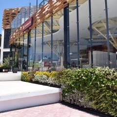 بيت زجاجي تنفيذ Verde & Verde Ingenieros & Arquitectos SAS