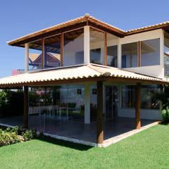 Projekty,  Domy zaprojektowane przez CHASTINET ARQUITETURA URBANISMO ENGENHARIA LTDA