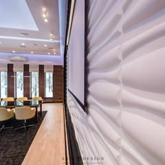 Obiekt biurowy z salą konferencyjną: styl , w kategorii Centra kongresowe zaprojektowany przez Arte Dizain. Agnieszka Hajdas-Obajtek