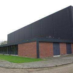 Kalverdijkje:  Bars & clubs door Dick de Jong Interieurarchitekt