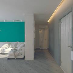 Квартира стилиста.: Коридор и прихожая в . Автор – Tutto design