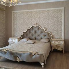 Реализация Особняка: Спальни в . Автор – Tutto design