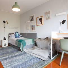 Habitaciones infantiles de estilo  por SHI Studio, Sheila Moura Azevedo Interior Design, Ecléctico