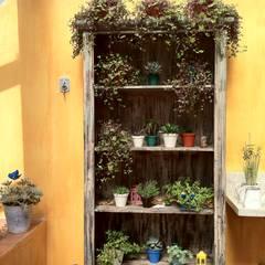 Patios & Decks by Renata Villar Paisagismo e Arranjos Florais