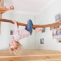 Bahn frei!: skandinavische Kinderzimmer von Badabaum