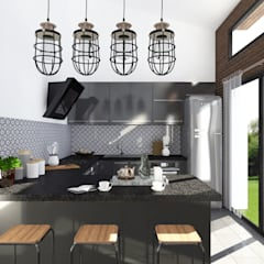Kitchen by Sandia Design