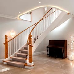 Essex:  Corridor & hallway by Smet UK - Staircases