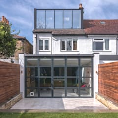 East Dulwich 1:  Houses by Proctor & Co. Architecture Ltd