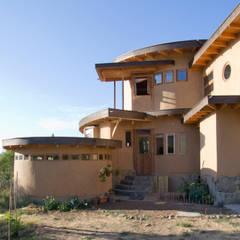 ALIWEN arquitectura & construcción sustentableが手掛けた一戸建て住宅